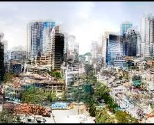 Guangzhou abstract by Adam Robert Young