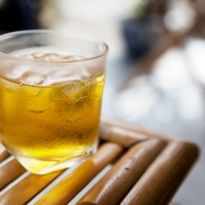 Vietnamese iced tea by Adam Robert Young