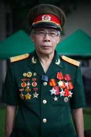 Vo Nguyen Giap's funeral in Saigon by Adam Robert Young