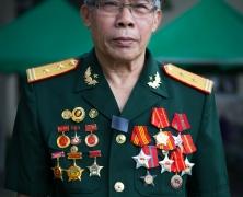 Vo Nguyen Giap's funeral in Saigon by Adam Robert Young