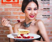 Oi Magazine November issue cover