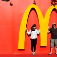 McDonalds opens its first store in Ho Chi Minh City, Vietnam