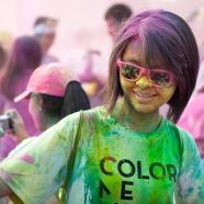 Color Me Run Saigon 2014