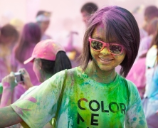 Color Me Run Saigon 2014