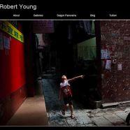 Adam Robert Young photography website