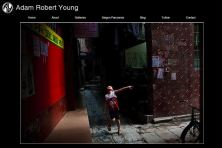 Adam Robert Young photography website